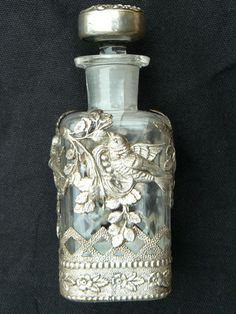 Filigree Perfume Bottle