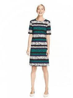 Saint Nicolas Stripe Hillsboro Dress