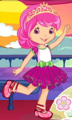 Ballerina Raspberry Torte by unicornsmile on DeviantArt Strawberry Shortcake Pictures, Strawberry Shortcake Coloring Pages, Strawberry Shortcake Characters, Raspberry Torte, Kids Canvas Art, Unicorn Drawing, Cute Clipart, Mlp My Little Pony, Frozen Birthday