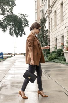 camel + gray | Out & About