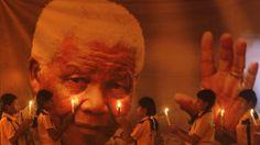 Homenagens a Nelson Mandela, morto aos 95 anos - Galeria de fotos - VEJA.com