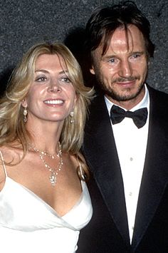 Liam neeson natasha richardson m 1994 2009 for Natasha richardson liam neeson wedding