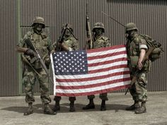 Military Weapons, Military Art, Invasion Of Grenada, Marine Bases, Army Ranger, French Foreign Legion, Brothers In Arms, Military Operations, United States Army