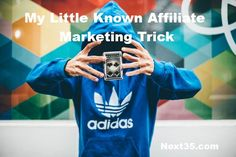 Thinking Outside The Box: My Little Known Affiliate Marketing Trick