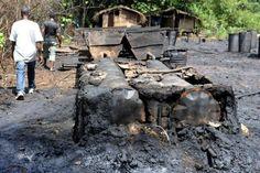 nigeria oil pipeline | Shell shuts key Nigeria pipeline to repair oil theft damage