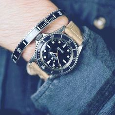 Speedometer Official bracelet the perfect gift for a man. by homerobuenosaires #rolex #submariner