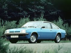 Opel Manta - 1975