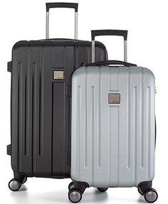 Calvin Klein Luggage, Cortlandt Hardside Spinner Collection