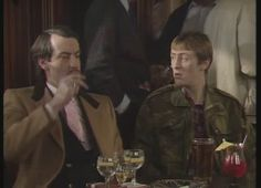Boycie and Rodney Only Fools And Horses, British Comedy, The Fool, It Cast, Tv, Pictures, Fictional Characters, Television Set, Photo Illustration