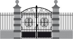 What Are The Various Properties And Advantages Of Fences And Gates?