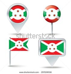 Find Map Pins Flag Burundi Vector Illustration stock images in HD and millions of other royalty-free stock photos, illustrations and vectors in the Shutterstock collection. Thousands of new, high-quality pictures added every day. Map Vector, Royalty Free Stock Photos, Flag, Illustration, Pictures, Photos, Illustrations, Science, Flags
