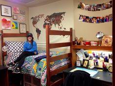 College dorm - University of Arkansas Maple Hill East