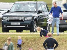 The Duke of Cambridge 14 Jun 2015