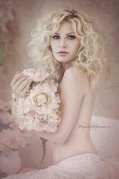 Fine Art Glamour Photography - Calgary Beauty Photography — Elegant Portraits
