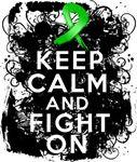 Kidney Disease Keep Calm Fight On Shirts