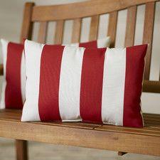 Jonesport Outdoor Lumbar Pillow (Set of 2)