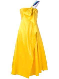 PETER PILOTTO Taffeta Corset Dress. #peterpilotto #cloth #dress