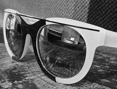 #suno #sunglasses #lindafarrowgallery #london #madeinjapan #blackandwhite #design #monturasquedesarman #beöptik