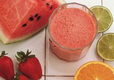 I've been eating smoothies for the last week for lunch, and I love them! These are some great smoothie recipes!
