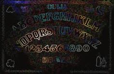 Just a simple poll this time around - Have you ever used a Ouija Board?