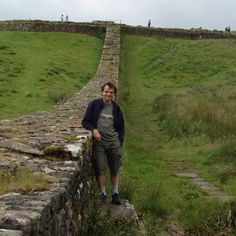 Hadrian Wall at Housesteads, Northumberland