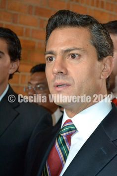 Mexican presidential candidate Enrique Peña Nieto, when hearing how university students jeered him. 11 May 2012.