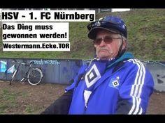 HSV Fan Peter, bekannt durch TV Total, gibt seinen Tipp ab, für das heuteige Heimspiel gegen den 1. FC Nürnberg ab.