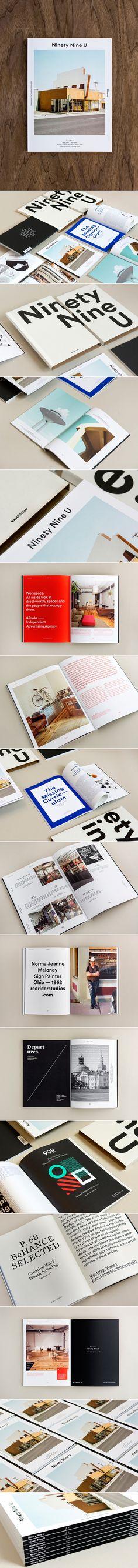 Ninety Nine U magazine brings you the