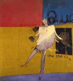 David Hockney: Cha Cha Cha That Was Danced in The Early Hours of 24th March, 1961