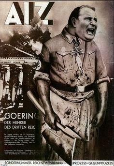 from bklyncontessa :: via photography history :: radical dada : John Heartfield