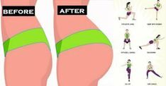 Who doesn't want a perfectly shaped gravity defying butt? Brazilian butt workouts are strength training exercises that focus on the area surrounding your glutes. These muscles include the large gluteus maximus, the gluteus medius, which is on the outside of the hip /pelvic area and the gluteus minimus which is a fan shaped muscle that sits …