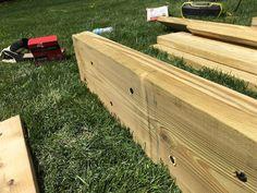 How to Build a Floating Deck - Helpful Sharing Floating Deck Plans, Building A Floating Deck, Deck Building Plans, Building Stairs, Building Ideas, Cool Deck, Diy Deck, Diy Patio, Freestanding Deck