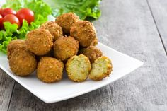 There's no need for pre-made mixes and frozen concoctions; falafels are easier to make than you'd think. This no-fail baked falafel recipe will get you started.