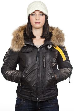 Parajumpers 5th Year Anniversary Tiger - Limited Edition Jacket - Black - Womens #parajumpers