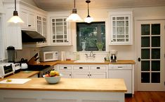 exactly what im thinking for the kitchen cape remodels | Maritime Properties - Kitchen - Design - Renovation - Cape Cod