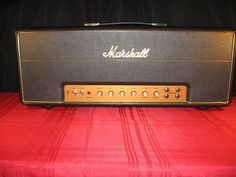 Marshall 1959 SLP Super lead 100w Guitar Amplifier Head Plexi MKII 2001 Reissue #Marshall