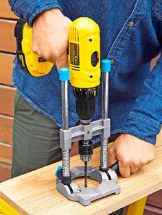 3 tips para taladrar agujeros muy rectos « Hacedores.com | Maker Community