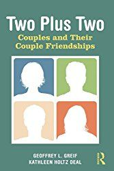 "being friends with your spouse is important - but so is having ""couple friends"" - great book and our post about it!"
