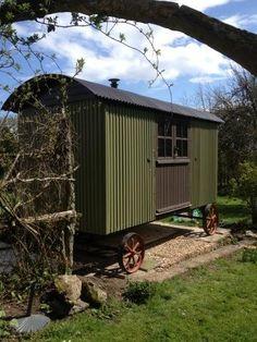 Riverkeeper's hut by Plankbridge ,Dorset