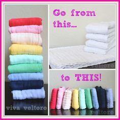 dyed prefolds cloth diapers