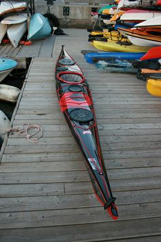 P&H Cetus LV - What an AWESOME looking kayak!