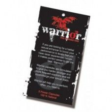 Warrior 2 Capsules (1 sachet) Warrior 2, Rage, Herbalism, Herbal Medicine