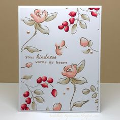 Swanlady Impressions: Set of Kindness Cards Washi Tape Cards, Altenew Cards, Leaf Cards, Sympathy Cards, Greeting Cards, Color Card, Flower Cards, Diy Cards, Homemade Cards