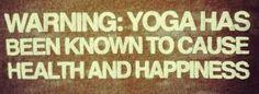 I used to feel like a bad yoga teacher, like someone who wasn't living up to the title. Because I...