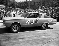 Richard Petty Drag Racing