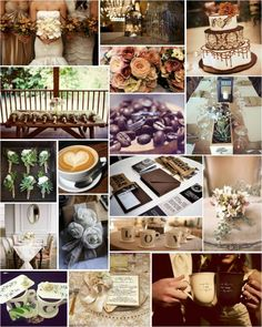 'Love is Brewing' Coffee Theme Bridal Shower