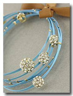 Oooh, these stackable bracelets are fabulous!