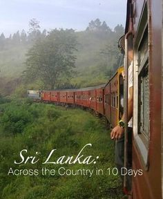 Solo Travel in Sri Lanka, including the train from Colombo to Ella Travel Alone, Asia Travel, Solo Travel, Best Places To Travel, Places To See, Maldives, Travel Around The World, Around The Worlds, By Train