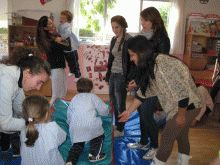 Visita formativa a la Escuela Infantil | Colegio San Cristóbal