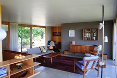 Living Room and Garden | Todd Pitman | Flickr